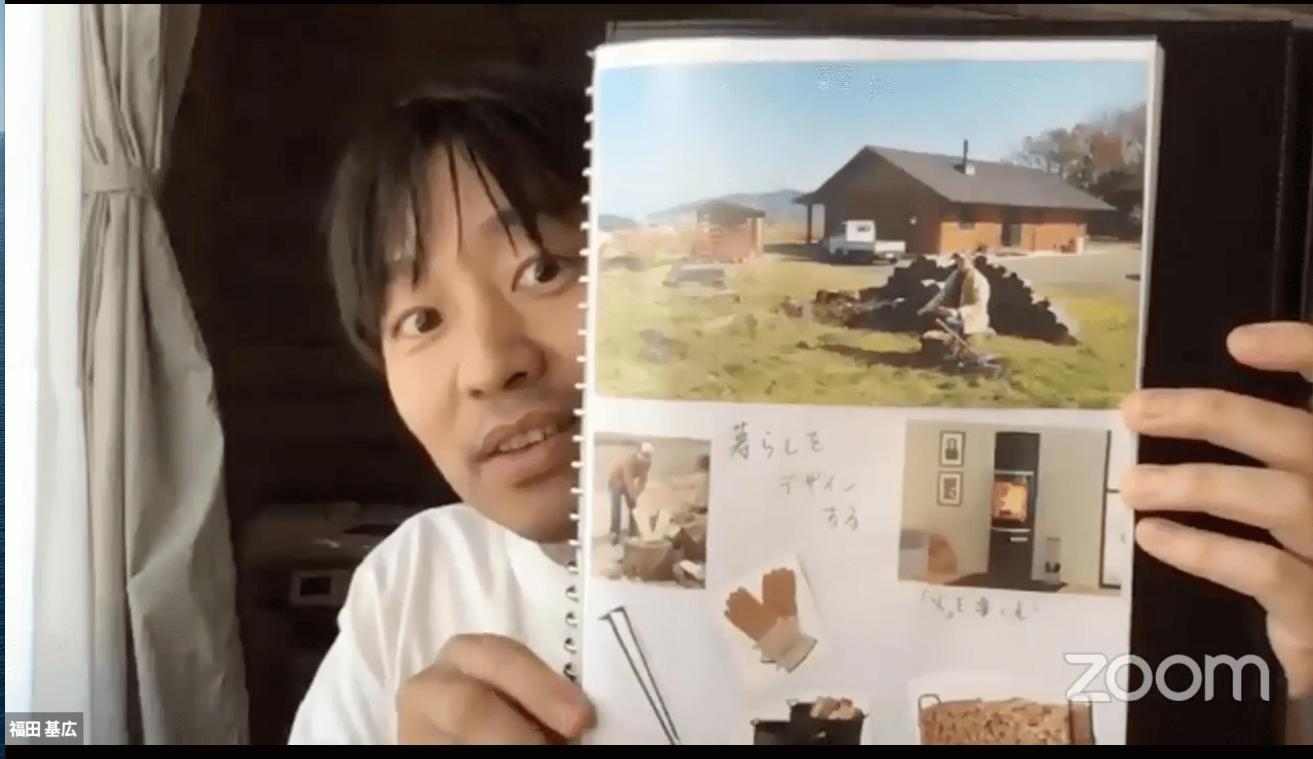 福田基広の夢マップ