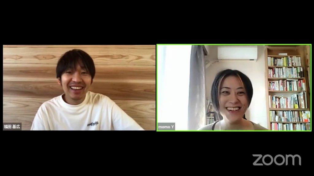 講師の中里さんと福田氏